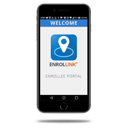 Enrollink™ Enrollee Electronic Monitoring Communication Platform
